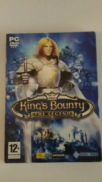 Jeu PC King's Bounty The Legend - FR