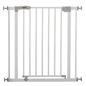 Hauck-Turschutzgitter-Open-039-n-Stop-Safety-Gate-75-81-cm-White-NEU