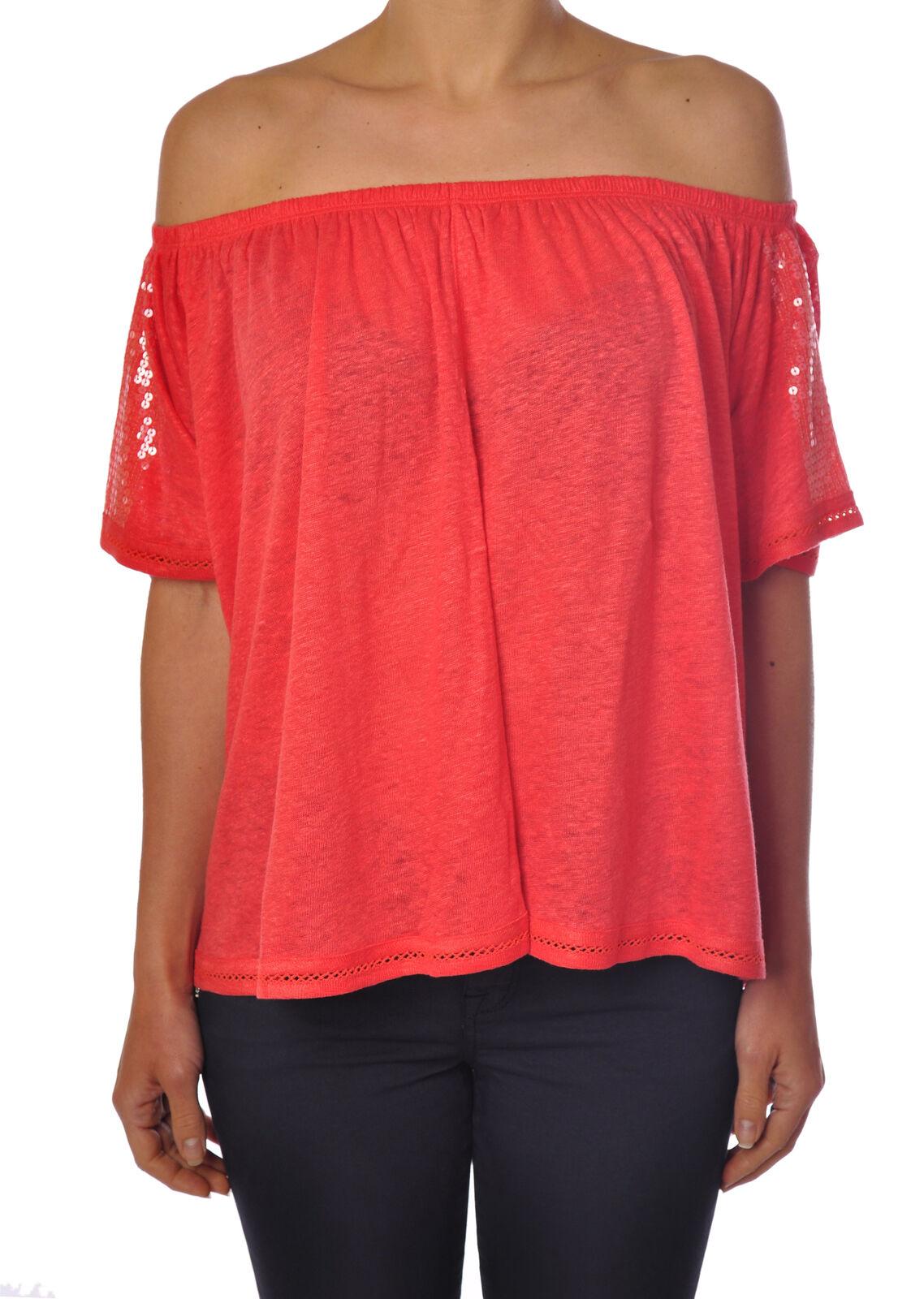 Patrizia Pepe  -  Sweaters - Female - Orange - 1981812A183952