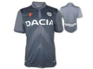 Macron-Udinese-Calcio-Trikot-19-20-grau-Udinese-1896-3rd-Shirt-Jersey-Gr-S-XXL