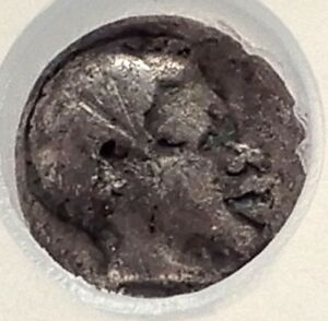 LESBOS-Koinon-Mint-550BC-Authentic-Ancient-Greek-Coin-w-AFRICAN-Rare-NGC-i69110