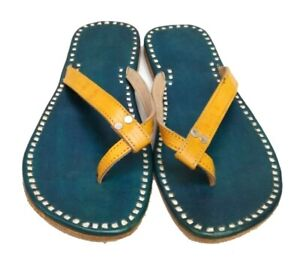 Womens leather slippers designer