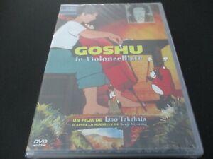 DVD-NEUF-034-GOSHU-LE-VIOLONCELLISTE-034-dessin-anime-manga-de-Isao-TAKAHATA