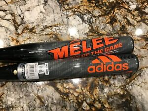 Details about Adidas Melee 12inch Endload Senior Softball Bat -- STOCK /  ROLLED or SHAVED