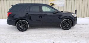 2019 Ford Explorer Xlt Sport Appearance