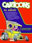 Cartoons on Wheels 9781425938260 by Fred Boatman Book