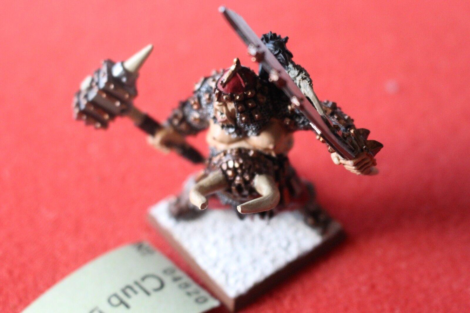 Workshop Warhammer Ogors Ogre Kingdoms Tyrant Finecast Sigmar GW