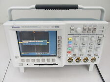 Tektronix Tds3054b 4 Ch Dpo Oscilloscope 500mhz 5gsas Opts Trg Fft Tested