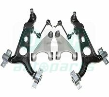 For Alfa Romeo 147 156 Front Suspension Upper & Lower Wishbone Arms + Links Kit