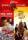 His & Her Christmas/will You Merry Me 0733961254181 With Dina Meyer DVD