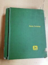 John Deere 6600 Combine Parts Catalog