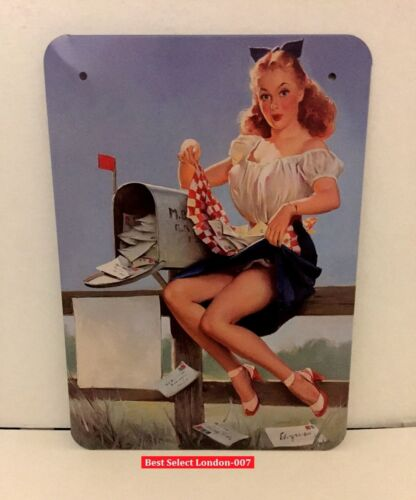 Retro Metal Tin Signs 50s Plaques Home Decor New House Gift Wall Hangings Garage