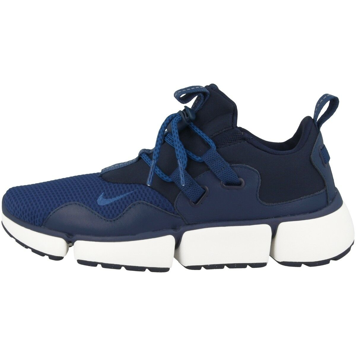 Nike Pocket Knife DM Shoes Dynamic Motion Sneakers Running Shoes Blue 898033-401