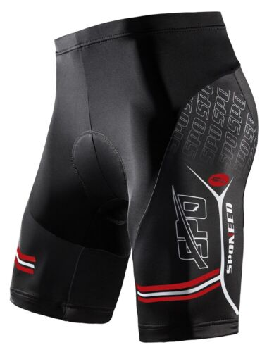 Men/'s Bicycle Shorts Pad Bike Half Pants with Elastic Band Sports Biking Tights