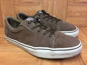Details zu RARE???? VANS AV Sk8 Low Bamboo Lining Hemp Shoes Sz 13 Men's Skateboarding Kicks