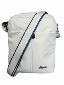 30f7ac9c6b Image is loading New-Authentic-LACOSTE-Cross-over-Unisex-Shoulder-Bags-