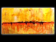 LEJANO Bild Unikat Acryl Gemälde Handgemalt Wandbild modern Abstrakt Paint ART