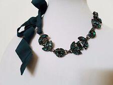 LANVIN Dress Crystal Necklace/Chocker