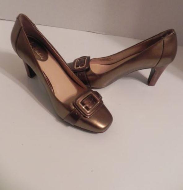 Cole Haan Air Rachel Light Copper Bronze Heels Pumps 6, 6, 6, 6.5 6a416c