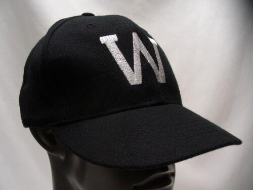 YOUTH SIZE W LOGO ADJUSTABLE SNAPBACK BALL CAP HAT!