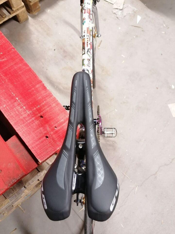 Herrecykel, andet mærke, 59 cm stel