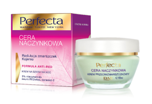 DAX PERFECTA CAPILLARY SKIN REDNESS & WRINKLE REDUCTION FACE
