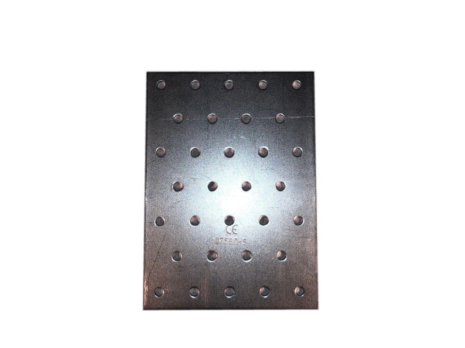 Lochplatten Holzverbinder Lochbleche Nagelplatten Flachverbinder  | Mittlere Kosten