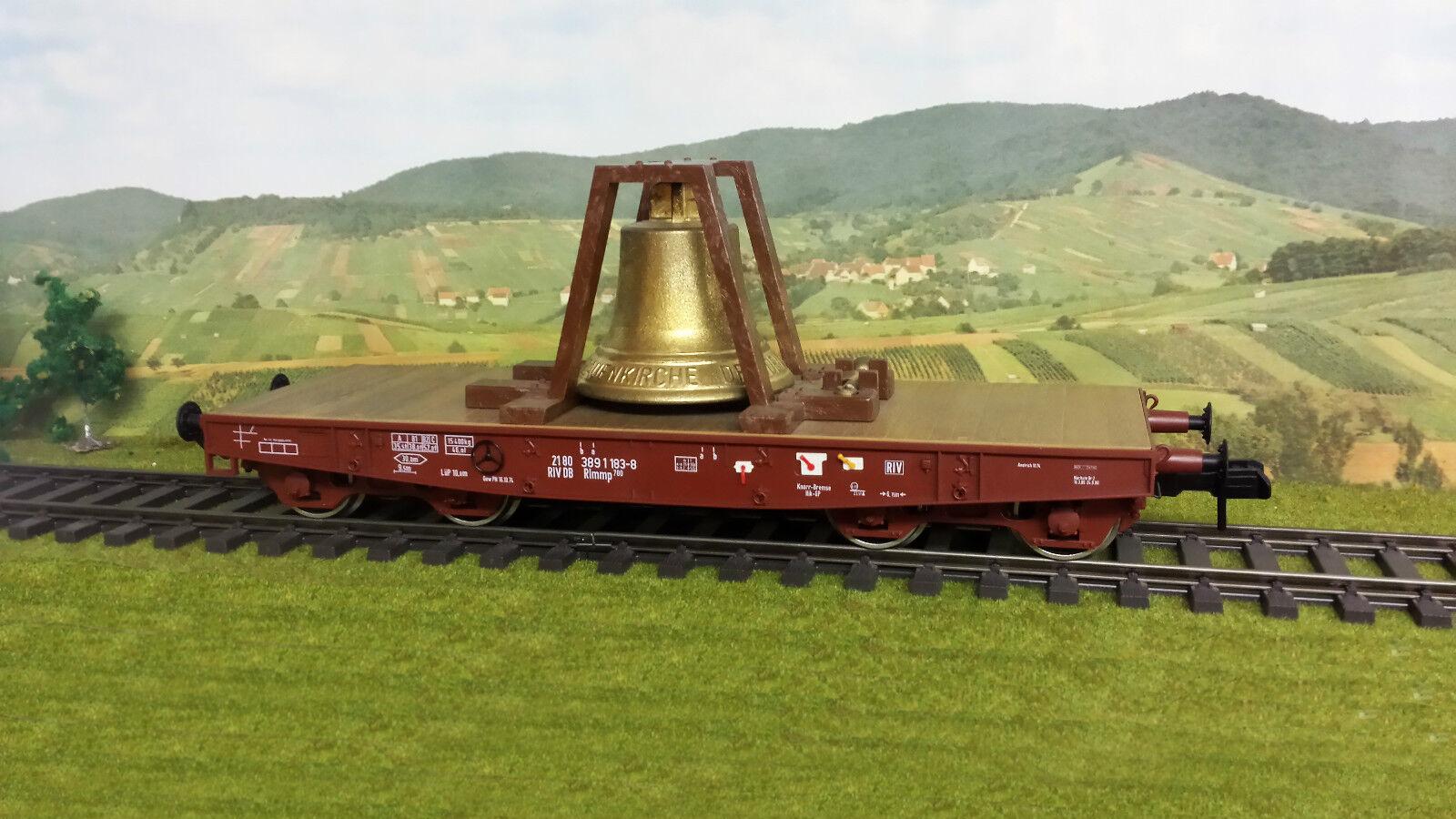 Märklin 5419 Frauenkirche Bell freight car Gauge Spur 1 Scale 1 32