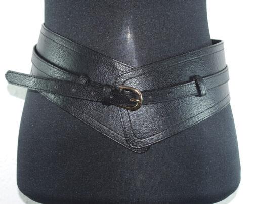 Gürtel Breiter Damengürtel Hüftgürtel Leder-LookTaillengürtel Metallverschluß