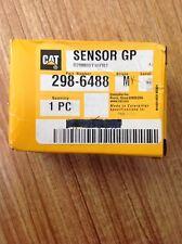 Genuine OEM CAT  Caterpillar Part# 298-6488 Sensor Pressure  Brand New