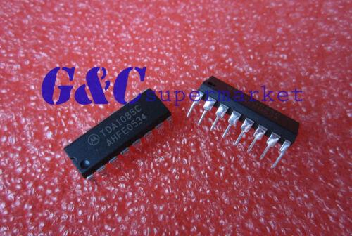 10PCS TDA1085C MOT DIP-16 Universal Motor Speed Controller NEW GOOD QUALITY D40