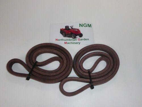Genuine MTD LAWNFLITE 404 DX60 Pinto drive ceintures