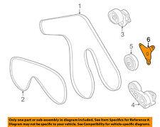 NISSAN OEM Belt or Pulley-Idler Pulley Mount Bracket 119264W00A