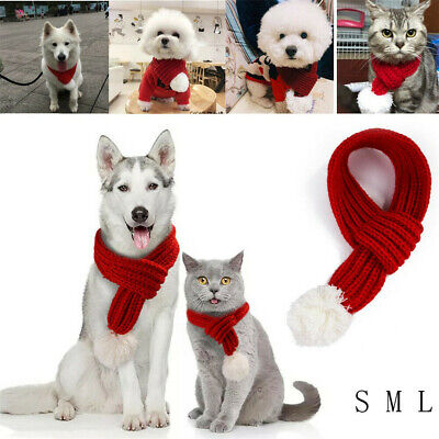 Soft /& Comfy Faux Fur Dog Scarfs Custome with Lace Applique C/&Y Christmas Dog Scarf,Elk Reindeer Pet Scarf for Christmas Holiday Dog Winter Warm Apparel for Christmas New Year and Party
