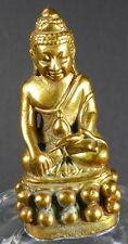 KRING MEDICINE BUDDHA STATUE FROM WAT SUTHAT TEMPLE THAILAND 1999 WITH PHA YANT