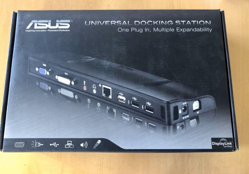 ASUS USB2.0 Universal Docking Station