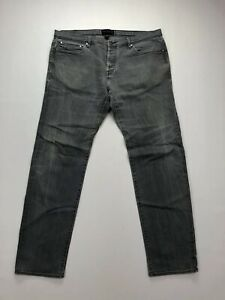 TED-BAKER-SLIM-Jeans-W38-L34-Grey-Great-Condition-Men-s