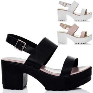 À Afficher Crampons Sur Le Détails Chaussures D'origine Bottes Femme Sandales Plateforme Bloc Titre Talon m80wNOvyn