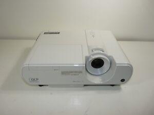 mitsubishi xd221u dlp projector power tested dead pixels as is ebay rh ebay com mitsubishi projector xd221u manual mitsubishi xd221u user manual
