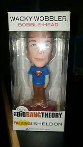 Funko Big Bang Theory: Sheldon Talking Wacky Wobbler
