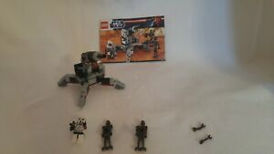 LEGO-9488-STAR-WARS-Elite-Clone-Trooper-amp-Commando-Droid-Pack-3-figures-no-box