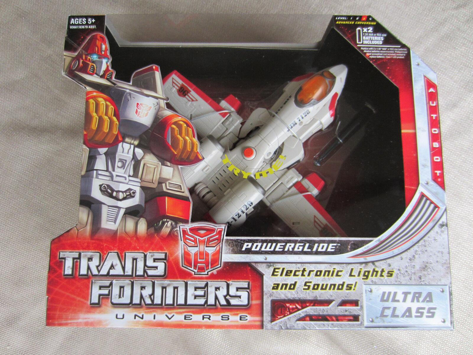 Transformers Ultra Class Univers Autobot Powerglide Hasbro Action Figure MISB