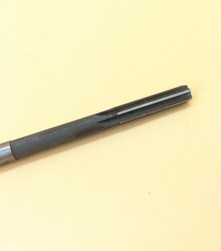 159A 1.5mm HSS Straight Shank Hand Reamer