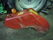 Case Ih 255 Tractor Left Hand Fender No Rust Very Nice 394