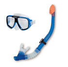 Intex Reef Rider Snorkel Mask Swim Set Swimming Pool Goggles Snorkeling