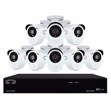 Night Owl 8-Channel HD DVR with 1TB HDD, 8 1080p Cameras with 100' Night Vision