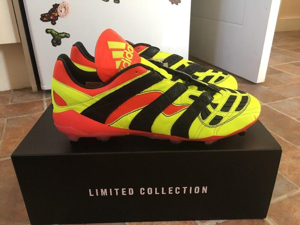 separation shoes 6a07c d6393 Nuovo di di di Zecca ADIDAS PREDATOR ACCELERATORE David Beckham Deadstock  b8d6b1