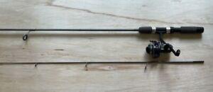 Shimano Spinning Rod/Reel Combo, Shimano RX2500, 5' (2pc); Shimano AXUL-S reel