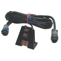 Lowrance Transom Mount Speed And Temp/temperature Sensor Probe For Fishfinder