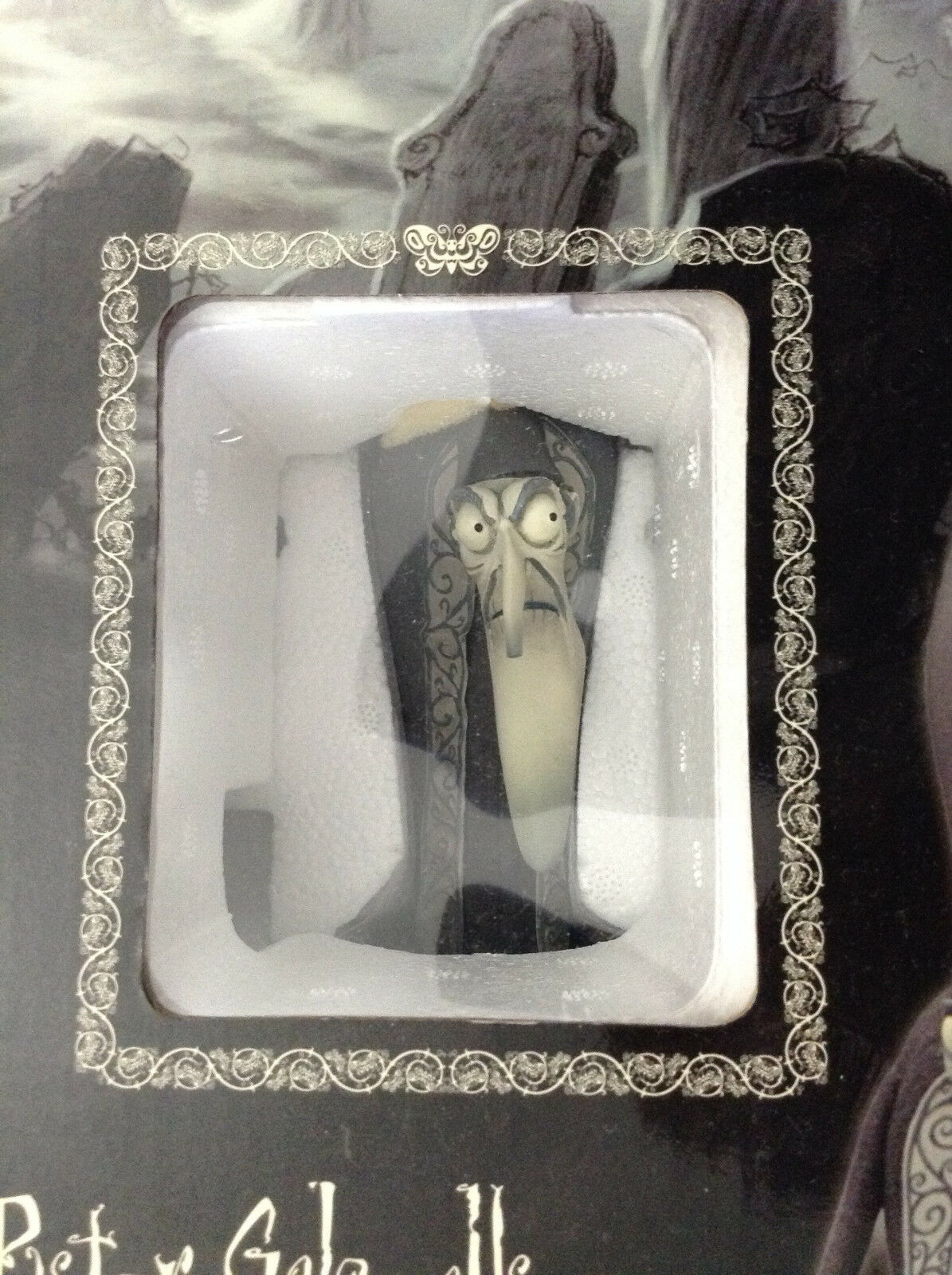 Cadáver novia el pastor Galswells Edición Limitada Busto 12  por gentil gigante  451 1500